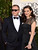 Actor Daniel Craig (L) and wife actress Rachel Weisz arrive at the 70th Annual Golden Globe Awards held at The Beverly Hilton Hotel on January 13, 2013 in Beverly Hills, California.  (Photo by Jason Merritt/Getty Images)