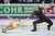 Mari Vartmann and Aaron Van Cleave compete for Germany during the Pairs Free Skating event at the 2013 World Figure Skating Championships March 15, 2013 in London, Ontario, Canada. Skaters from around the globe are competing in the four day event to become the world champions in mens, ladies, pairs and ice dance figure skating.  AFP PHOTO/Brendan SMIALOWSKI/AFP/Getty Images