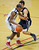 DENVER, CO. - MARCH 5: Roadrunners guard Brandon Jefferson, left, made a move around Cougars defender Kyle Weaver, right, in the first half. The Metro State University of Denver men's basketball team defeated Colorado Christian University 87-75 Tuesday night, March 5, 2013. (Photo By Karl Gehring/The Denver Post)
