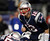 New England Patriots quarterback Tom Brady  shouts instructions during the first half of the NFL football AFC Championship football game against the Baltimore Ravens in Foxborough, Mass., Sunday, Jan. 20, 2013. (AP Photo/Stephan Savoia)