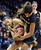 Arielle Roberson of CU and Jillian Alleyne of Oregon, try to get possession. Cliff Grassmick / February 10, 2013