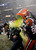 Head coach Doug Marrone of the Syracuse Orange is doused with Gatorade after victory over the West Virginia Mountaineers in the New Era Pinstripe Bowl at Yankee Stadium on December 29, 2012 in the Bronx borough of New York City.  (Photo by Jeff Zelevansky/Getty Images)