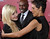 Halle Berry, right, and Abigail Breslin, left, cast members in 