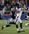 Houston Texans tight end Owen Daniels (81) cannot hold on to a pass while being defended by New England Patriots strong safety Tavon Wilson during the first half of an AFC divisional playoff NFL football game in Foxborough, Mass., Sunday, Jan. 13, 2013. (AP Photo/Charles Krupa)