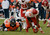 Kansas City Chiefs cornerback Brandon Flowers (24) recovers a fumble by Denver Broncos running back Ronnie Hillman (21) as the Denver Broncos took on the Kansas City Chiefs at Sports Authority Field at Mile High in Denver, Colorado on December 30, 2012. John Leyba, The Denver Post