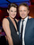 Actress Cobie Smulders (L) and actor David Lyons attend the premiere of Relativity Media's