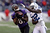 Anquan Boldin #81 of the Baltimore Ravens makes a reception in the third quarter against Cassius Vaughn #32 of the Indianapolis Colts during the AFC Wild Card Playoff Game at M&T Bank Stadium on January 6, 2013 in Baltimore, Maryland.  (Photo by Rob Carr/Getty Images)