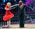 In this image released by ABC, Warren Sapp and his partner Kym Johnson perform on