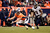 Denver Broncos tight end Joel Dreessen (81) tries to pull in a pass from Denver Broncos quarterback Peyton Manning (18) during the second quarter.  The Denver Broncos vs Baltimore Ravens AFC Divisional playoff game at Sports Authority Field Saturday January 12, 2013. (Photo by John Leyba,/The Denver Post)