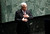 President of the Palestinian National Authority Mahmoud Abbas addresses the U.N. General Assembly before the body's historic vote to recognize Palestine as its 194th State at U.N. Headquarters, Thursday, Nov. 29, 2012. (Jason DeCrow/AP Images for Avaaz)