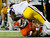 Craig Loston #6 of the LSU Tigers tackles Tajh Boyd #10 of the Clemson Tigers during the 2012 Chick-fil-A Bowl at Georgia Dome on December 31, 2012 in Atlanta, Georgia.  (Photo by Kevin C. Cox/Getty Images)