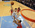 DENVER, CO. - JANUARY 30: Denver Nuggets small forward Danilo Gallinari (8) flies to the basket for a big dunk over Houston Rockets power forward Greg Smith (4) during the fourth quarter January 30, 2013 at Pepsi Center. Danilo Gallinari led in scoring with 27 points. The Denver Nuggets take on the Houston Rockets in NBA action. (Photo By John Leyba/The Denver Post)