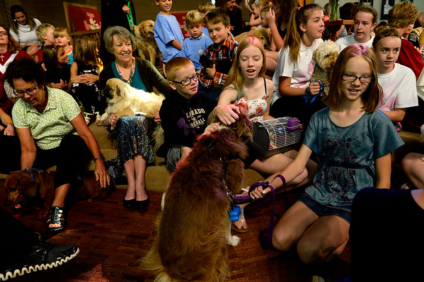 2015-09-27 Blessing Animals