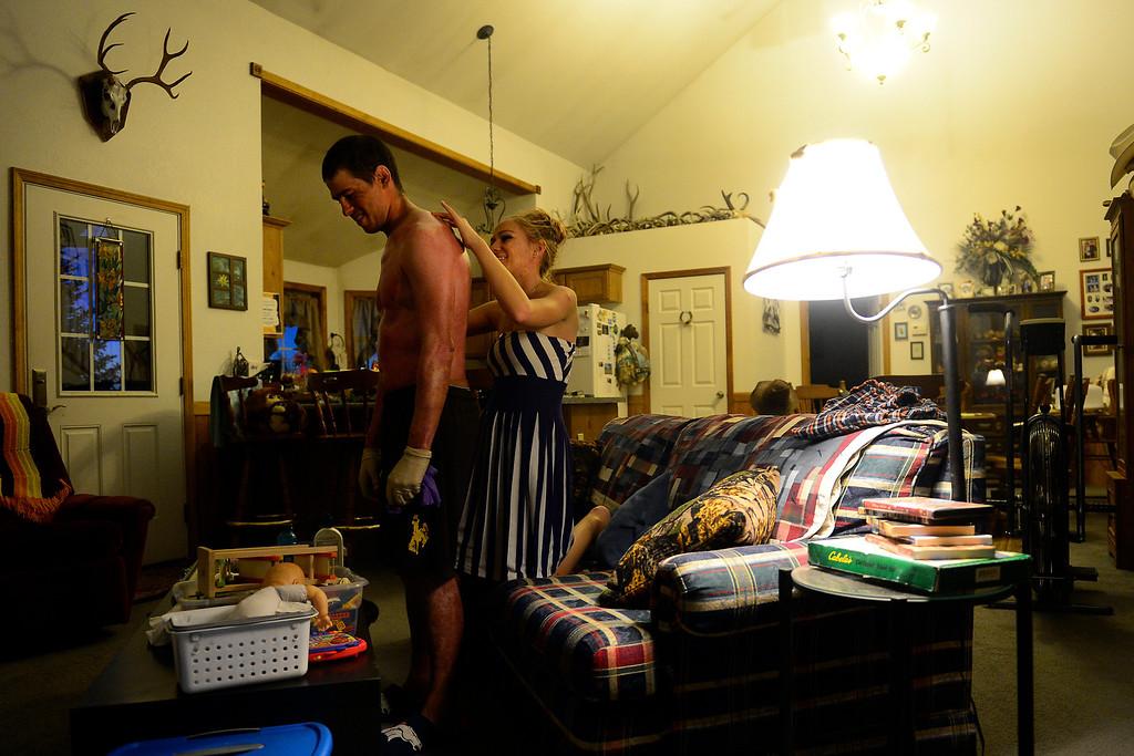 . DENVER, CO. - MAY 6: Michael Martinez (Photo By Mahala Gaylord/The Denver Post)