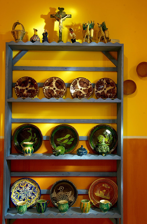 ". Museo de las Americas will soon open its new exhibit ""La Cocina\""on October 17th. Kitchenware was photographed in a preview on Friday, October 11, 2013.  (Photo By Cyrus McCrimmon/ The Denver Post )"