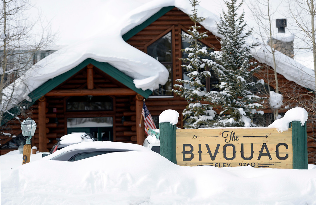 ". The Bivouac a newly opened upscale hostel in Breckenridge, Colorado on Tuesday, February 11, 2014. ""The Bivvi\"" was recently converted from a B&B.  The hostel\'s  atmosphere encourages it\'s guests to mingle in the lobby.  (Denver Post Photo by Cyrus McCrimmon)"