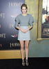 """Cody Horn attends """"The Hobbit: An Unexpected Journey"""" New York Premiere Benefiting AFI at Ziegfeld Theater on December 6, 2012 in New York City.  (Photo by Michael Loccisano/Getty Images)"""