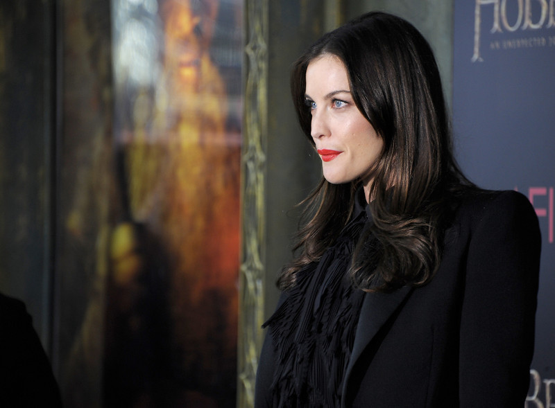 """Liv Tyler attends """"The Hobbit: An Unexpected Journey"""" New York premiere benefiting AFI at Ziegfeld Theater on December 6, 2012 in New York City.  (Photo by Michael Loccisano/Getty Images)"""