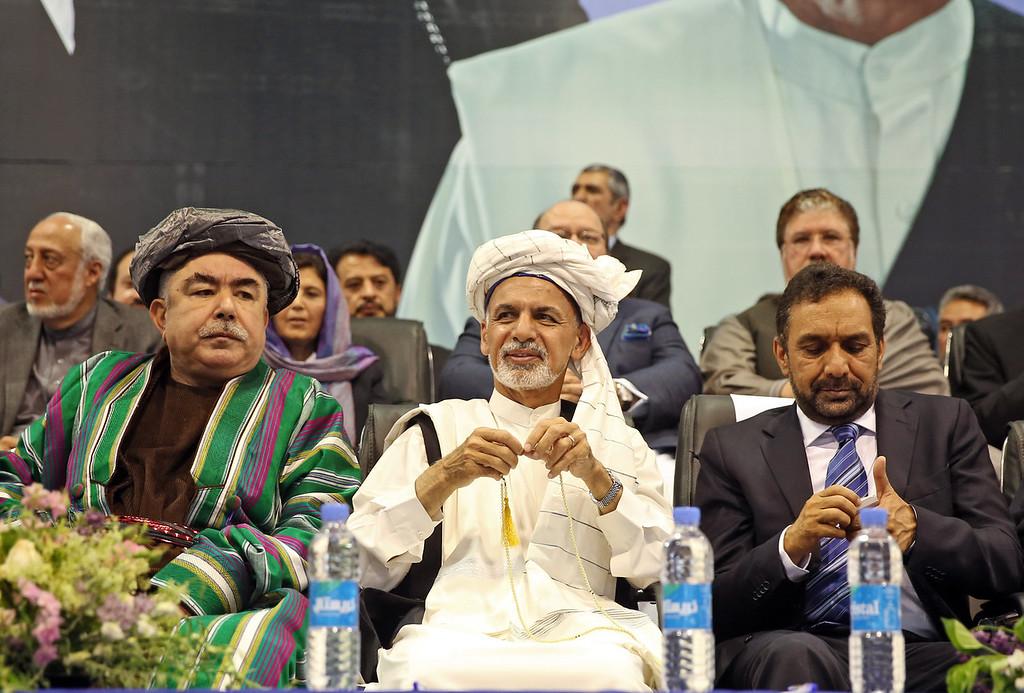 Ashraf Ghani Ahmadzai Campaign Ashraf Ghani Ahmadzai