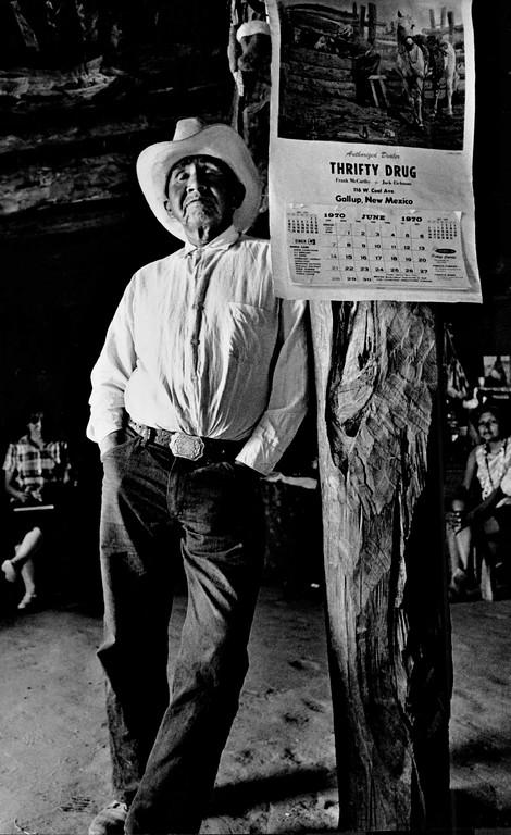. JUL 1 1970. Navajo Indian. (Steve Larson/Denver Post)