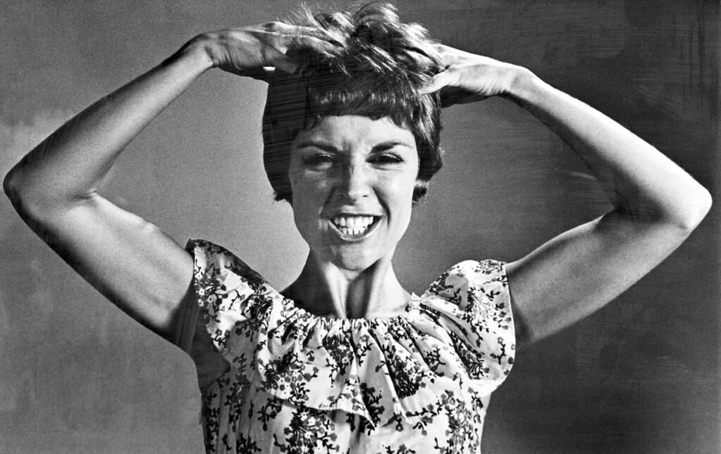 . APR 17 1972, APR 25 1972, APR 26 1972  Duckworth, Eddi - Actress  Credit: Denver Post