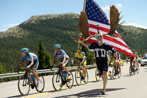 PHOTOS: USA Pro Challenge 2014, Stage 3