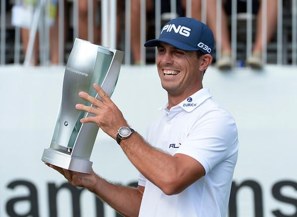 PHOTOS: Billy Horschel wins the Golf's 2014 FedExCup BMW Championship