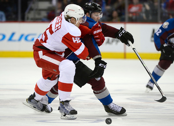 PHOTOS: Colorado Avalanche vs. Detroit Red Wings, Feb. 5, 2015