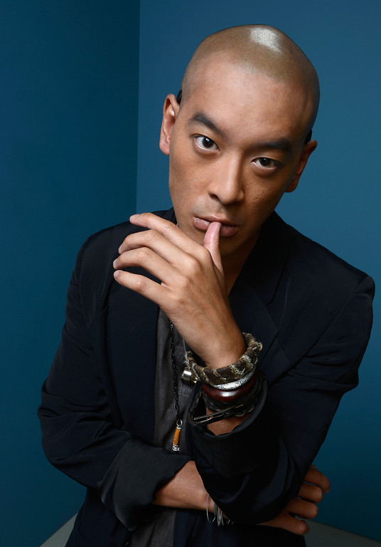 . Director Juno Mak of \'Rigor Mortis\' poses at the Guess Portrait Studio during 2013 Toronto International Film Festival on September 8, 2013 in Toronto, Canada.  (Photo by Larry Busacca/Getty Images)