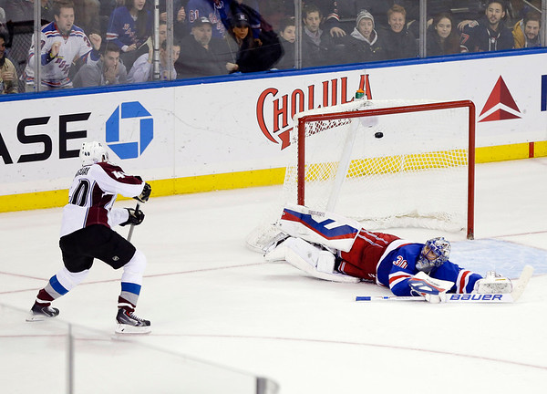 PHOTOS: Colorado Avalanche vs. New York Rangers Nov. 13, 2014