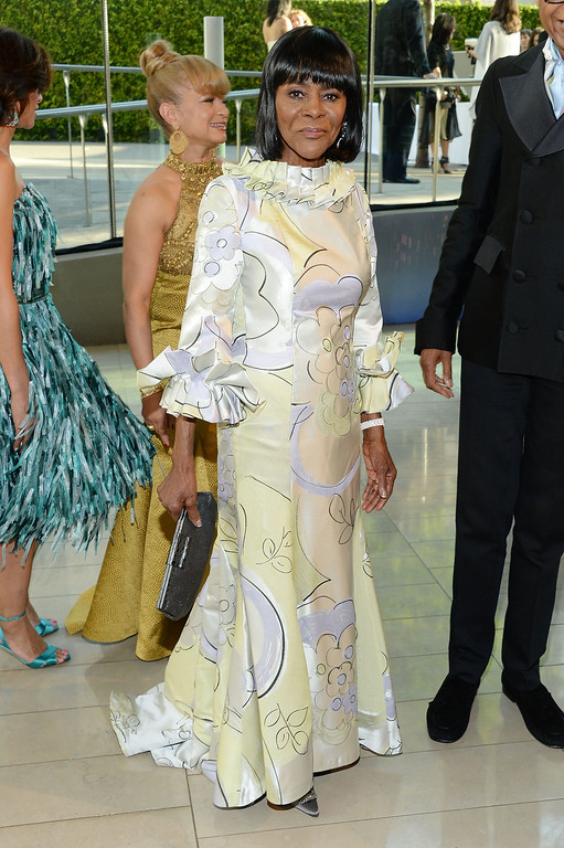 . Actress Cicely Tyson attends the 2014 CFDA fashion awards at Alice Tully Hall, Lincoln Center on June 2, 2014 in New York City.  (Photo by Larry Busacca/Getty Images)