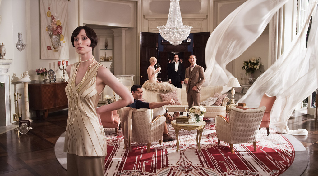 ". 2014 Academy Award Nominee for Best Production Design:  ""The Great Gatsby.\"" (Provided by Warner Bros. Pictures)"