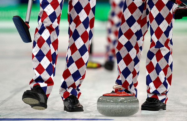 PHOTOS: The Best of Olympic Curling from Vancouver Olympics 2010