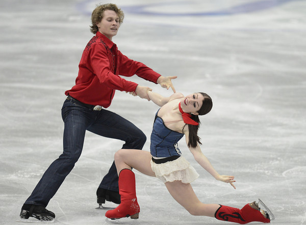 Photos: ISU Four Continents Figure Skating Championships
