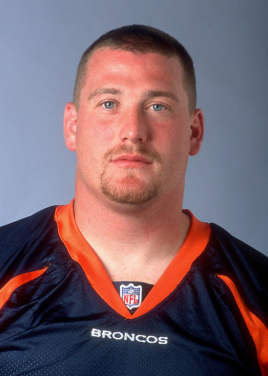 . Tom Nalen Broncos Center