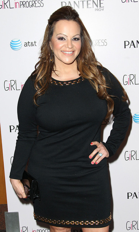 """. A small plane carrying Mexican-American singer Jenni Rivera went missing on December 9, 2012 after leaving Monterrey, Mexico. LOS ANGELES, CA - MAY 02: Actress Jenni Rivera attends the Screening of \""""Girl In Progress\"""" at the Directors Guild of America on May 2, 2012 in Los Angeles, California.  (Photo by Frederick M. Brown/Getty Images)"""