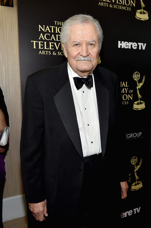 . Actor John Aniston attends The 41st Annual Daytime Emmy Awards at The Beverly Hilton Hotel on June 22, 2014 in Beverly Hills, California.  (Photo by Alberto E. Rodriguez/Getty Images for NATAS)