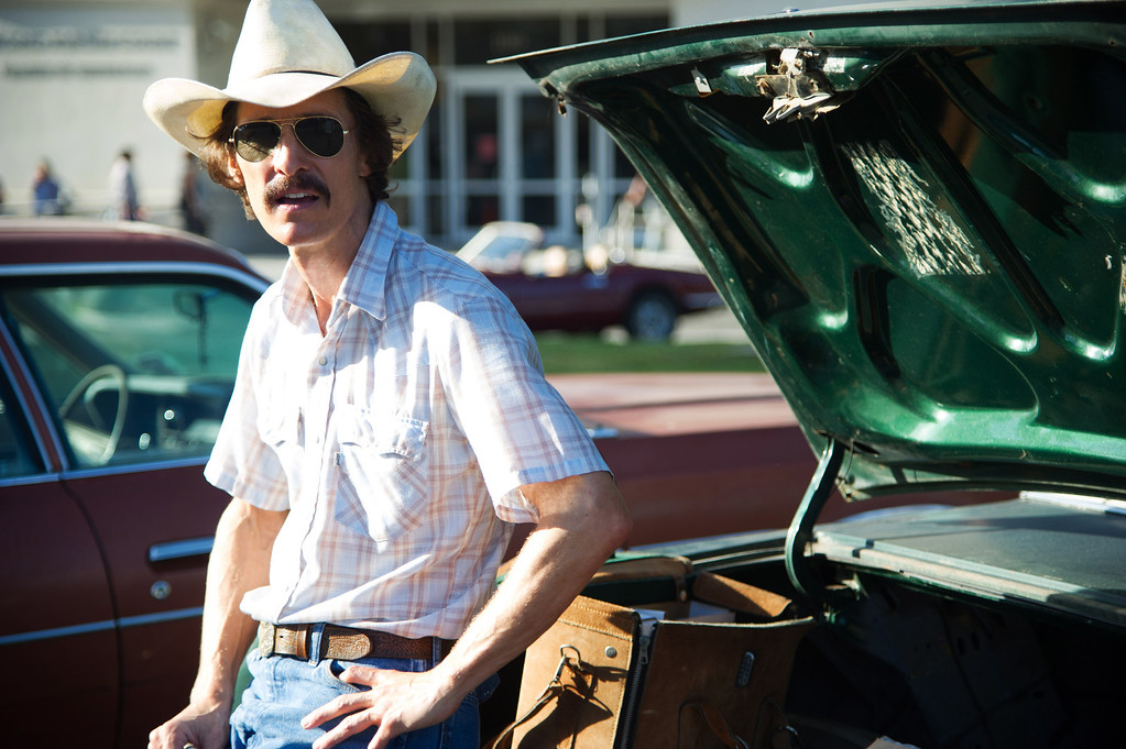". 2014 Academy Award Nominee for Best Picture: ""Dallas Buyers Club.\"" (AP Photo/Focus Features, Anne Marie Fox)"