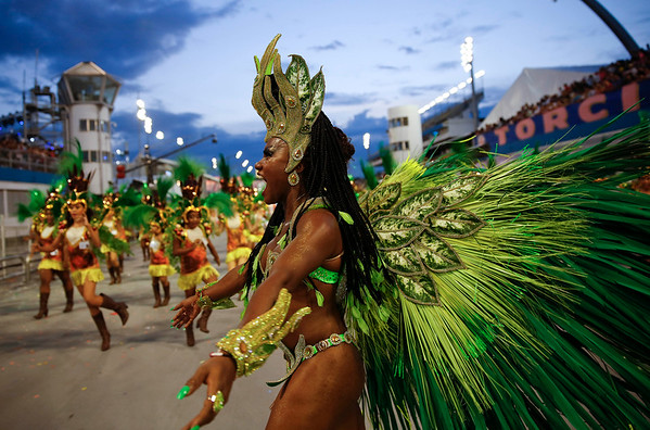 PHOTOS: Carnivals in Brazil