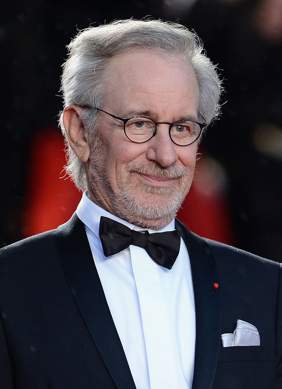 . Steven Spielberg attends the Opening Ceremony and \'The Great Gatsby\' Premiere during the 66th Annual Cannes Film Festival at the Theatre Lumiere on May 15, 2013 in Cannes, France.  (Photo by Ian Gavan/Getty Images)