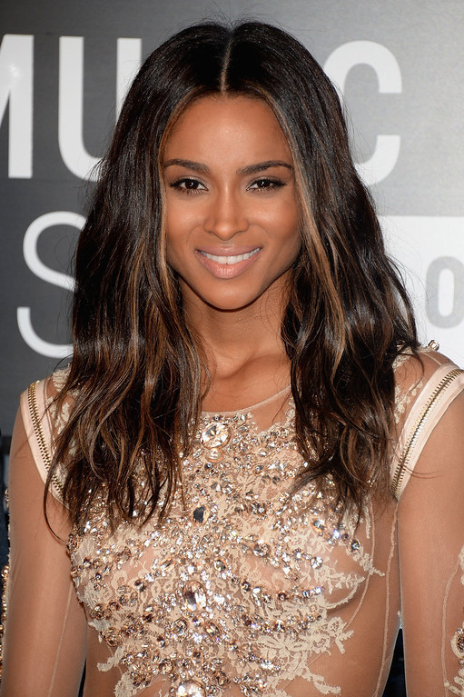 . Ciara attends the 2013 MTV Video Music Awards at the Barclays Center on August 25, 2013 in the Brooklyn borough of New York City.  (Photo by Jamie McCarthy/Getty Images for MTV)