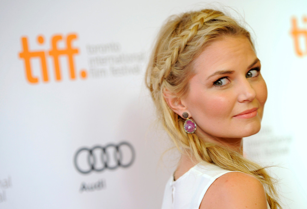". Actress Jennifer Morrison arrives at the premiere of ""Gravity\"" on day 4 of the Toronto International Film Festival at The Princess of Wales Theatre on Sunday, Sept. 8, 2013, in Toronto. (Photo by Chris Pizzello/Invision/AP)"