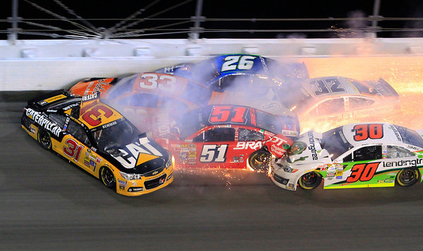 PHOTOS: Daytona 500 NASCAR race