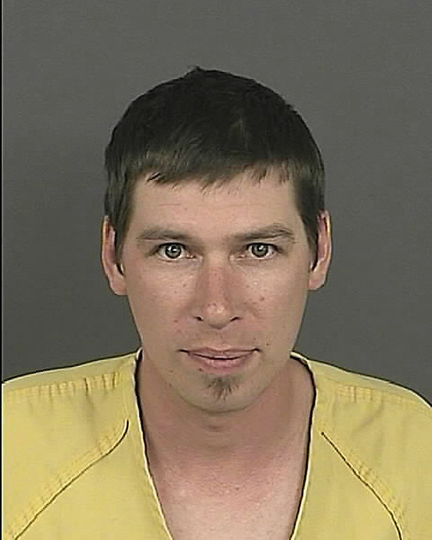 . Brandon Sexton (dob: 02-07-81) is charged today with second-degree assault on a peace officer (F4), obstruction (M3), resisting arrest (M2) and engaging in a riot (M2) also in connection with a November 13, 2011 incident in Civic Center Park in which he is accused of grabbing a law enforcement officer from behind and trying to hit him and wrestle him to the ground.  He will appear in Denver County Courtroom 2100 on December 1, 2011 at 1:30 pm for advisement.