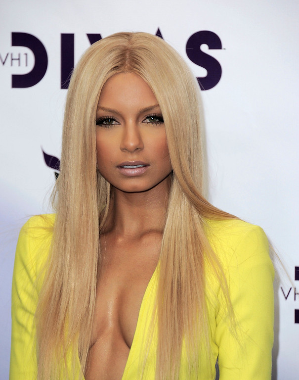 . Havana Brown arrives at VH1 Divas on Sunday, Dec. 16, 2012, at the Shrine Auditorium in Los Angeles. (Photo by Jordan Strauss/Invision/AP)