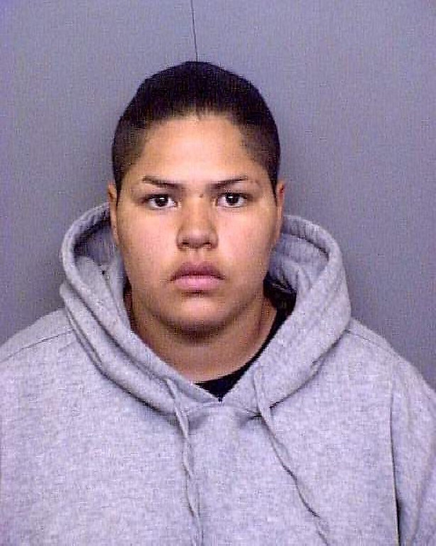 . Frances Garcia (dob: 03-23-88) is charged with first-degree murder (F1) and child abuse resulting in death (F2).