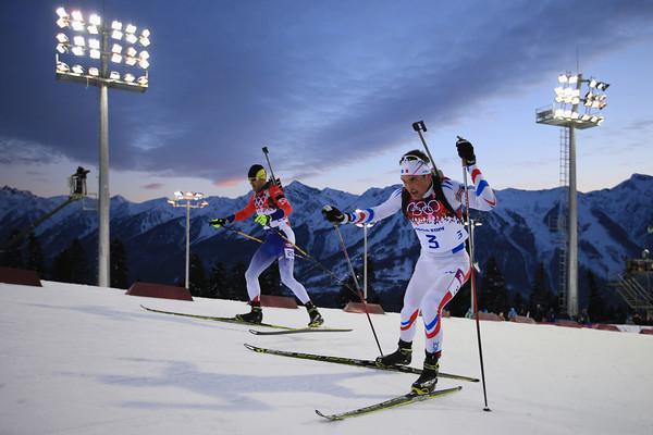 PHOTOS: Sochi 2014 Winter Olympics- Men's biathlon 10k sprint