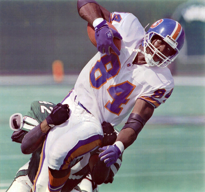 . 5. Shannon Sharpe, WR, 1990