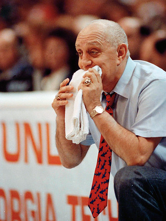 PHOTOS: UNLV coach Jerry Tarkanian has died at 84