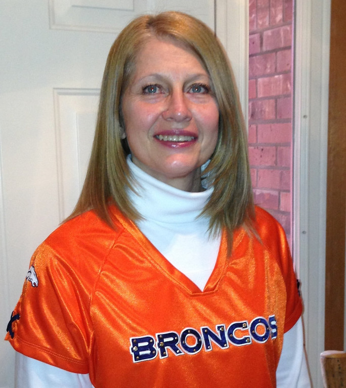 . Bronco Orange is Ready! Michelle Maes